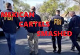 MEXICAN CARTELS SMASHED