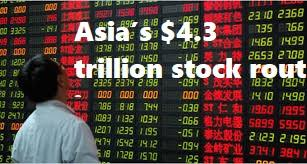 Asia�s $4.3 trillion stock rout is