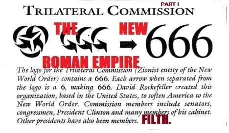 THE NEW ROMAN EMPIRE - TRILATERAL COMMISSION