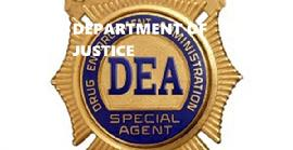 DEPARTMENT OF JUSTICE Drug Enforcement Administration