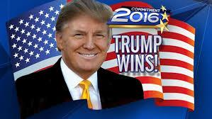 trump declared winner 2016 Presidential race