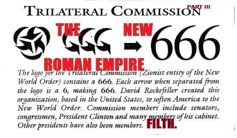 THE NEW ROMAN EMPIRE - TRILATERAL COMMISSION PT3
